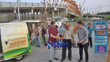 Encouraging Sales, CitraHarmoni Adds Facilities. There are Culinary, Samsat Keliling, to SIM Corne