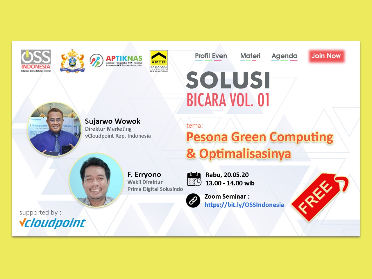 Pesona Green Computing dan Optimalisasinya