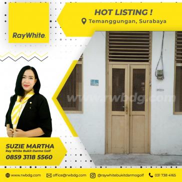 Rumah Dijual di Surabaya Pusat, Harga Ok Jl Temanggungan II, Baliwerti