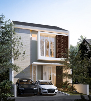 Rumah Baru Gress Minimalis di Bukit Palma Citraland, Citraland, Surabaya
