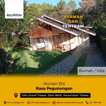 Villa di Trawan, Aman, Nyaman & Tentram