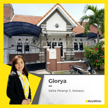 Harga Milenial, Dijual Rumah di Delta Sari Baru