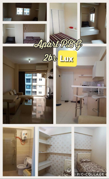 Apartemen Puncak Bukit Golf Disewa & Siap Huni
